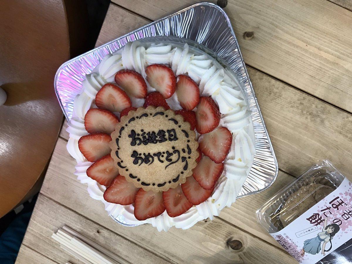 本日は観音寺のやぎひげcafeさんにて結城友奈誕生会でした!平日ですが多くの勇者部員が集まっておりました。観音寺の地元住