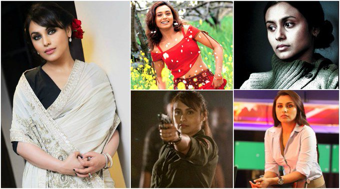 Happy Birthday Rani Mukerji: From Saathiya to Black, she is Bollywood s real Mardaani The