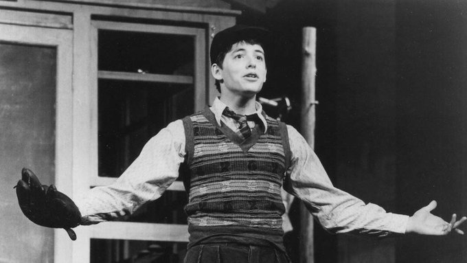 Happy birthday, Matthew Broderick! Celebrate with a look at his stage career