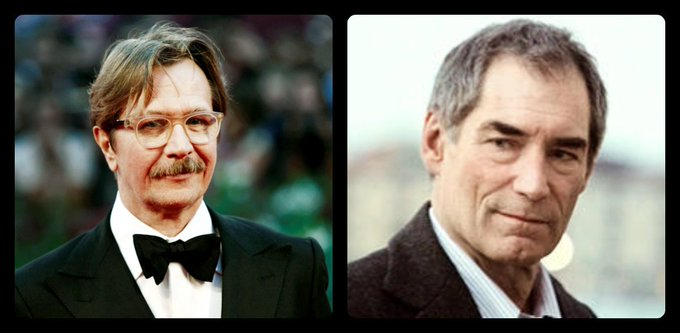 Happy birthday to two iconic actors, Gary Oldman and Timothy Dalton!