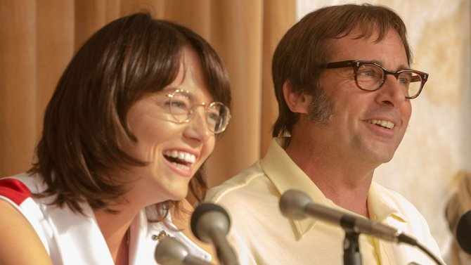 Emma Stone's Billie Jean King biopic gets awards season release date