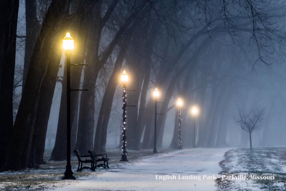 """test Twitter Media - Check out the 2nd highest rated photo submitted by Bob Brandom titled """"English Landing Park in Snow."""" #ParkvilleFallPhotoContest https://t.co/8sRemxMVhV"""