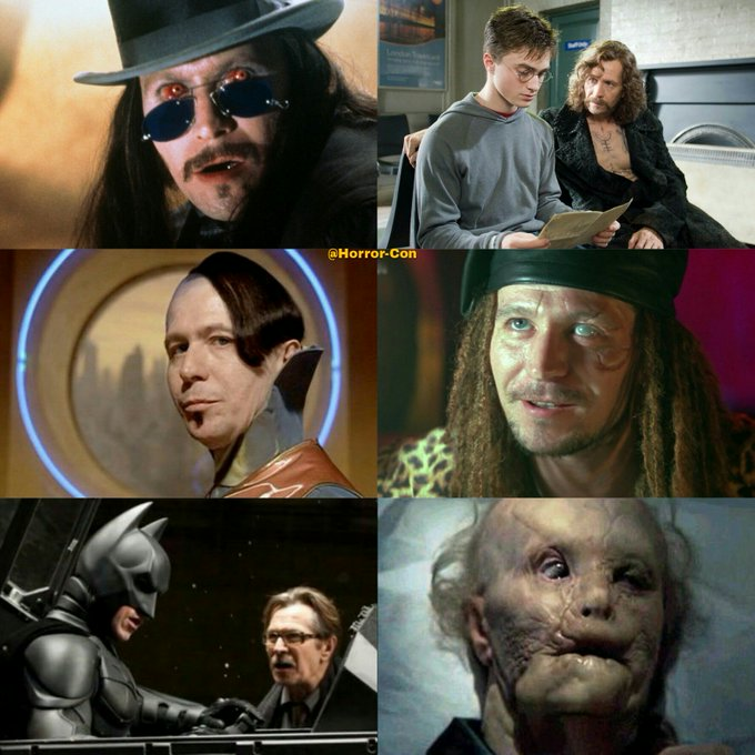 Happy Birthday to the very talented Gary Oldman!