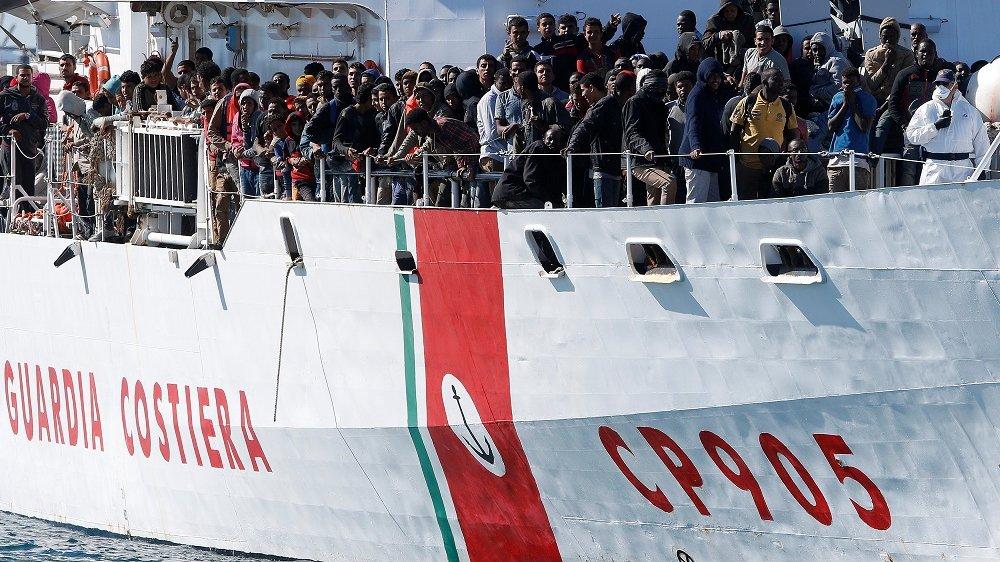 EU roadmap for Libya to stem flow of sea migrants