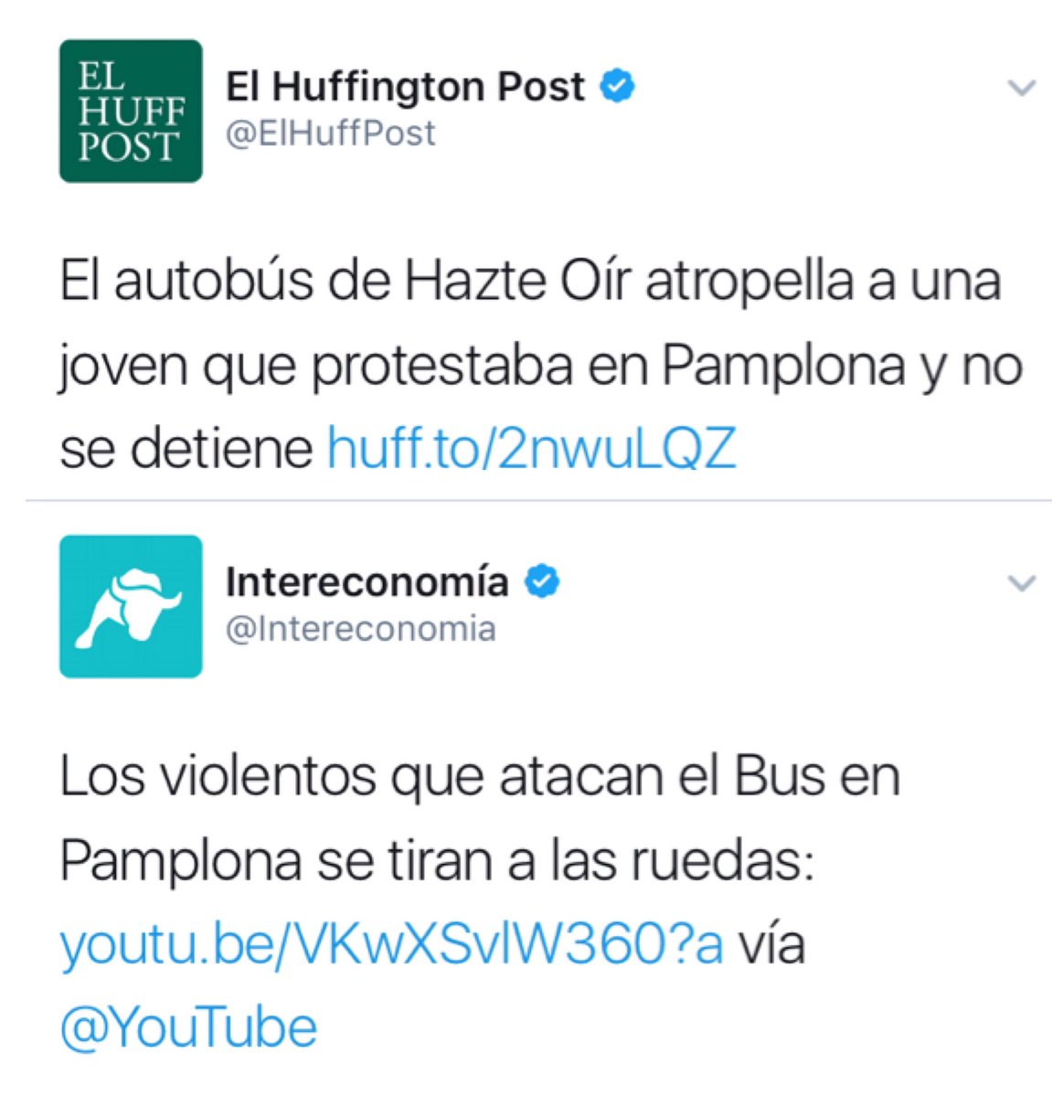 RT @Pedrodanielpg: Dos formas