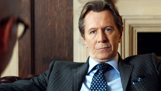 ON WITH Wishes: Gary Oldman A Happy Birthday!