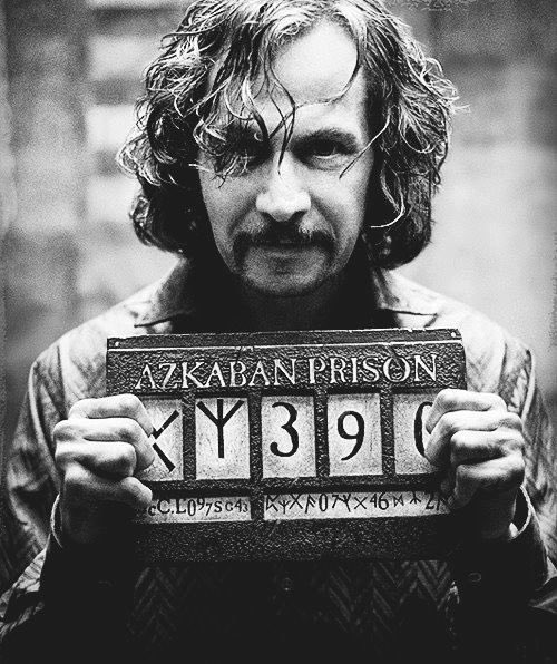 Happy 59th birthday Gary Oldman, he played my favourite character Sirius Black