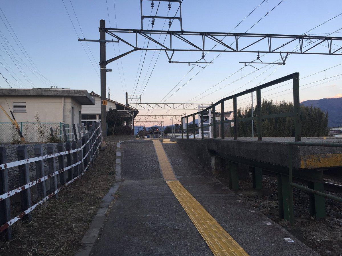 そして巡礼ラストはJR飯田線七久保駅。10年近く前に訪れた際に写真は山ほど撮りましたが、今もほとんど変化がないw 今回は