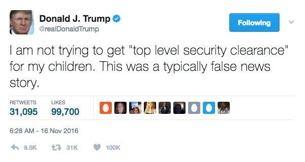 Fake fake news