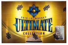 2015-16 Upper Deck Ultimate Collection Hockey Factory Sealed Hobby Box $167.95 ~ https://t.co/5zgrXuXeo3 https://t.co/bFALDTiAkf