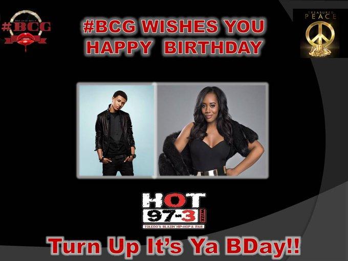 Happy Bday 22 and 354 Turn Up It\s Ya BDay