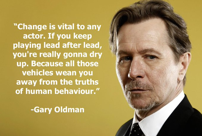 Happy Birthday Gary Oldman from Cast It Talent!
