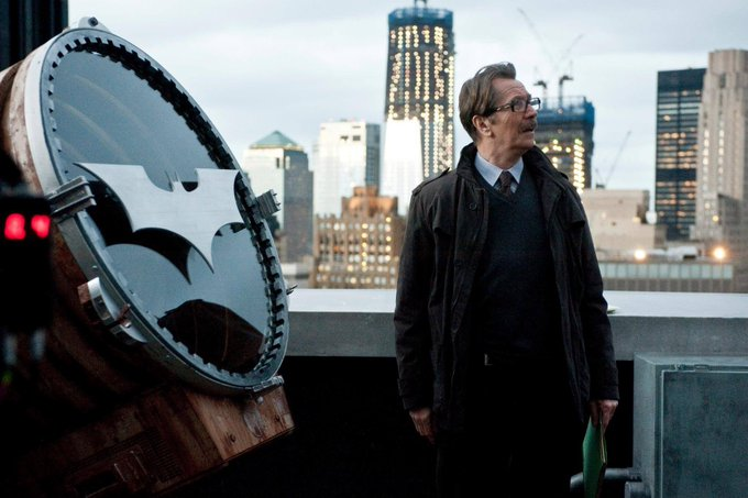 Happy birthday to our Commissioner Gordon, Gary Oldman!