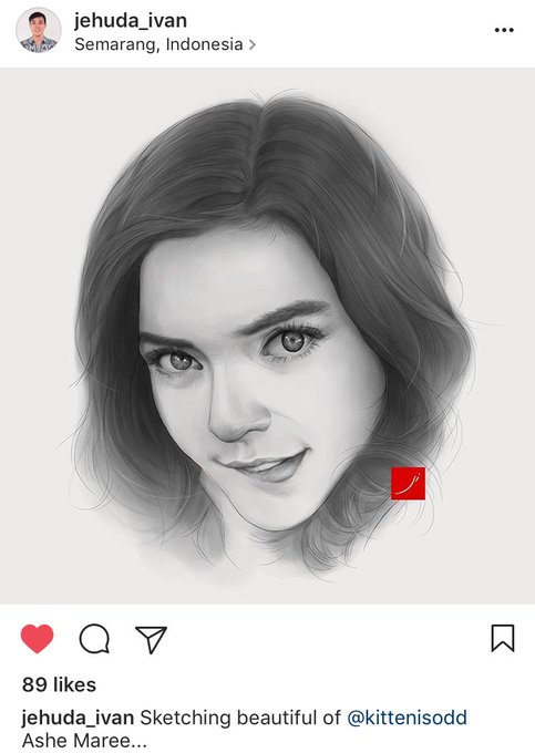 my followers are so fucking talented, it blows my mind 👏🏻❤  [[ https://t.co/iOmJdXTUsW ]] https://t.