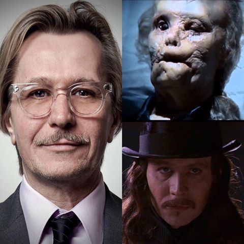 Happy Birthday Mr. Gary Oldman.........