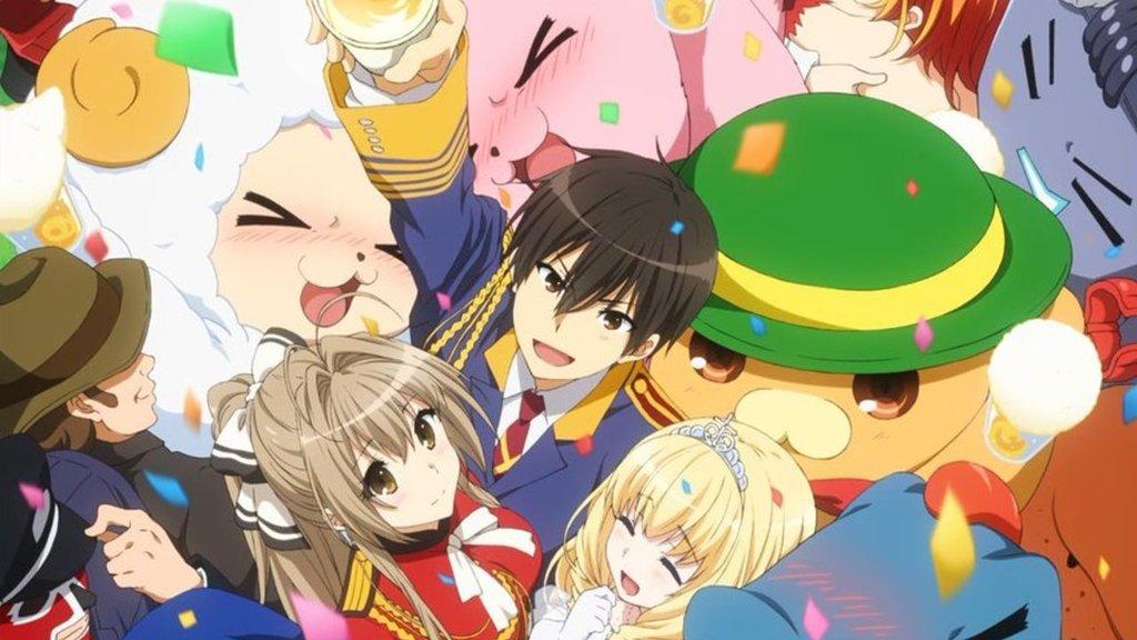 内山昂輝さんが主人公を演じたアニメ『甘城ブリリアントパーク』TV未放送の特別編が3月30日にTBSにて初放送決定!