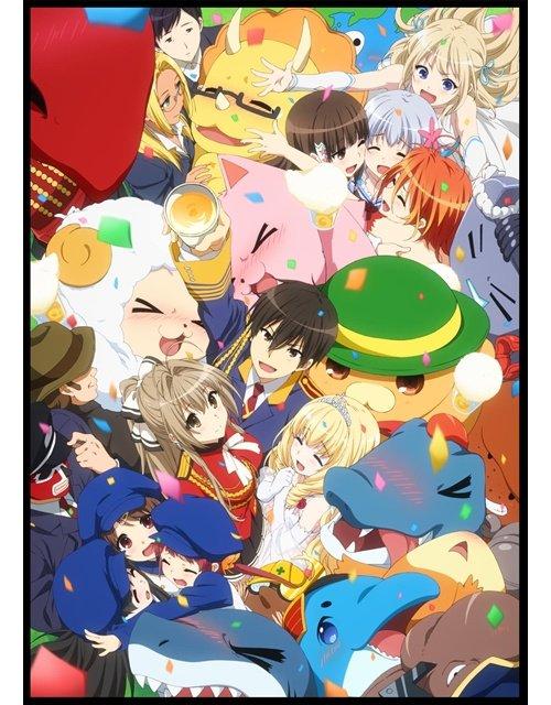 【ニュース】『甘城ブリリアントパーク』Blu-ray BOXの発売を記念した特別編放送決定! 副音声は加隈亜衣さん、藤井
