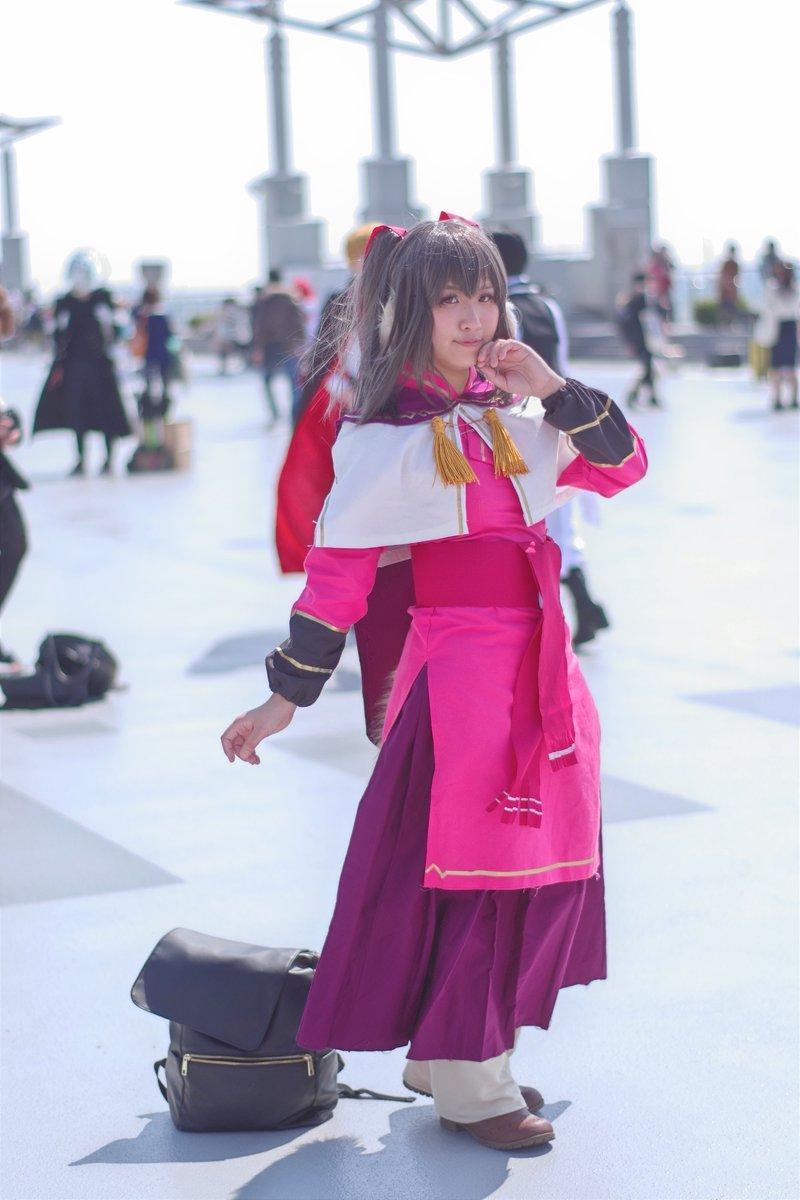 2017/3/20 HARU COMIC CITY 22 篠さん  ネコネ/うたわれるもの偽りの仮面先日は撮影させていた