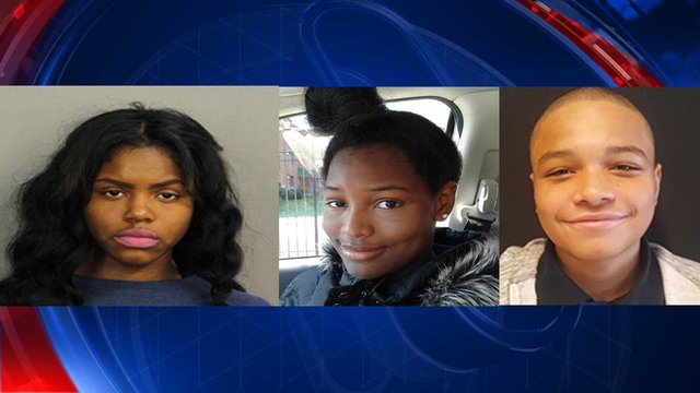 RT to help police find three DC teens reported MISSING in separate cases