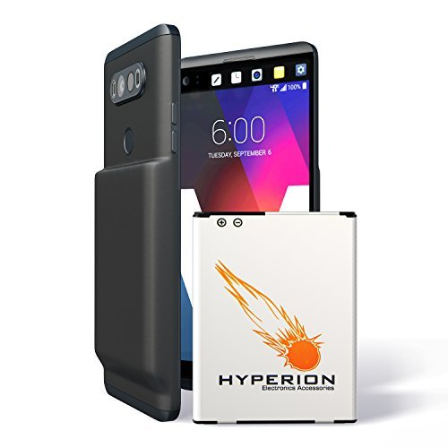 #free #iphone #win #style #digital #usb #giveaway #np Hyperion LG V20 Extended Battery & Back Cover BL-44E1F (Compatible with All International and US Carrier LG V20 Models 2016) [2 Year No Hassle Warranty] (Black / Titan) #rt