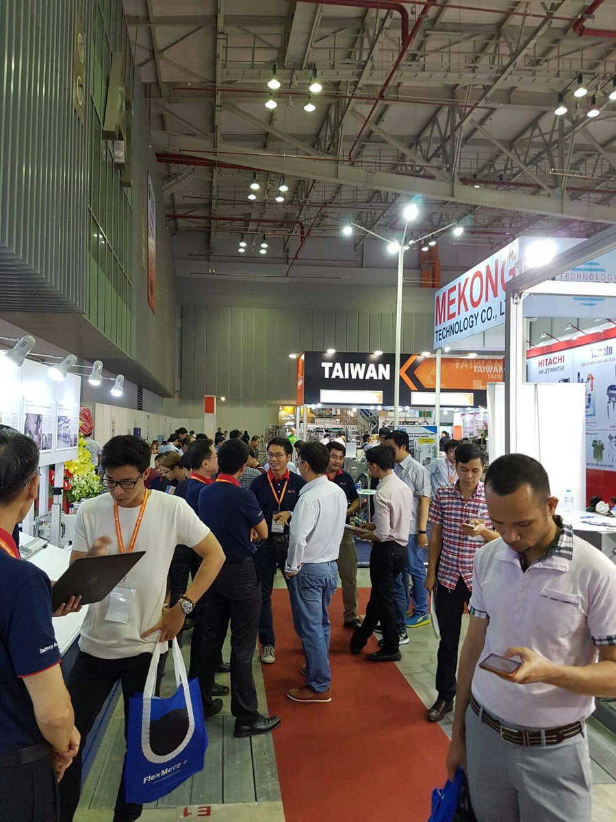 test Twitter Media - Another busy day at ProPak Vietnam 2017 https://t.co/WjDjz7QAsK