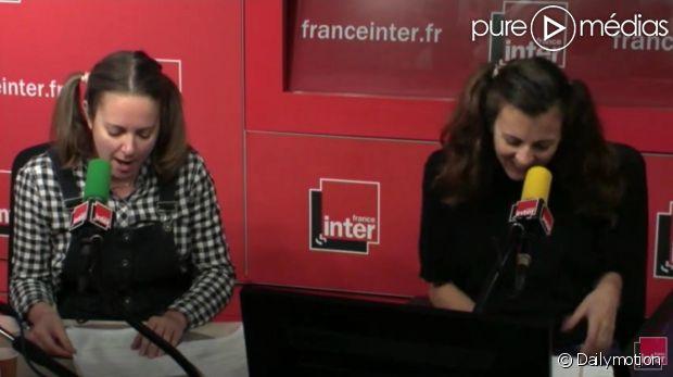 Charline Vanhoenacker et Nicole Ferroni sont les filles de Bruno Le Roux https://t.co/q37RoTqxCp