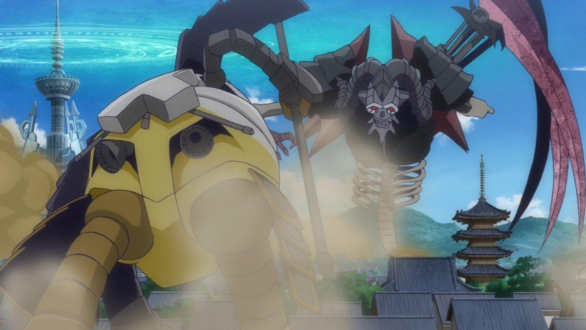 【本日鬼斬第12話】3/22(水)27時55分よりTOKYO MXにてアニメ『鬼斬』第12話(再再再放送)「気焔万丈」が