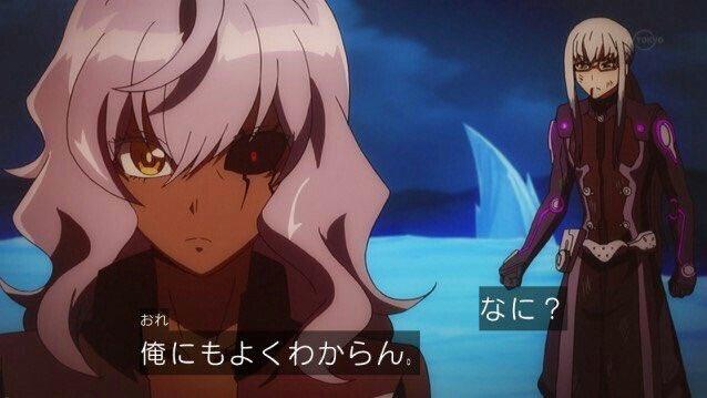 というか神威、2年ぶりとあってカッコよくなってるじゃん? #sousei_anime