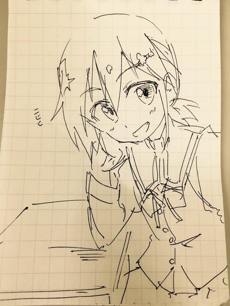 銀ちゃん落書き #yuyuyu