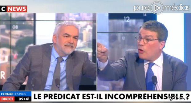 Clash entre Pascal Praud et le député Patrick Bloche sur CNews https://t.co/ZGKOWnIgL4