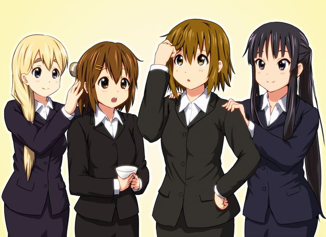 外国人「日本は女子高校生アニメを多く作るのに何で女子大生アニメは無いの?」