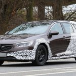 Vauxhall Insignia Country Tourer spied testing ahead of its official debut