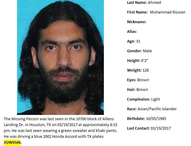 Missing Person: https://t.co/spj