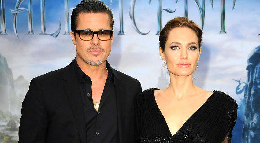 "Brad Pitt and Angelina Jolie are talking again: ""It's a significant step."""