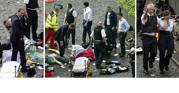 #Londra, sarebbero almeno due i morti dell'attacco terroristico  https://t.co/Llxeyi6UIk