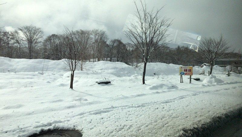 ちゃお、札幌の皆さん。北海道初上陸なのですが、どこ向いても白いので早くも景色に飽きました。
