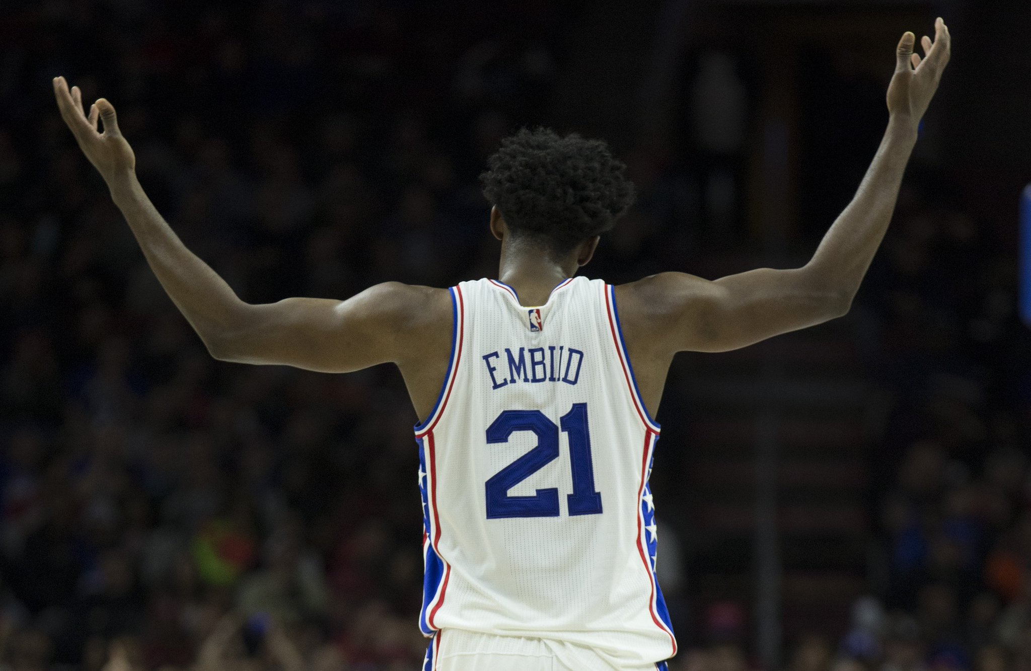 BREAKING: @Sixers Joel Embiid 'very likely' to have knee surgery, @ESPNSteinLine reports: https://t.co/4Uncl7bMNh https://t.co/0DppL6Sz9C