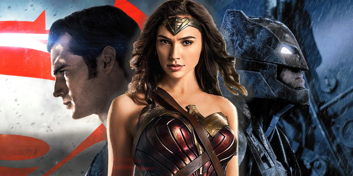 The DCEU 'Rebirth' Starts in Wonder Woman - https://t.co/IgFOe8TFrw https://t.co/pXmimsE98N