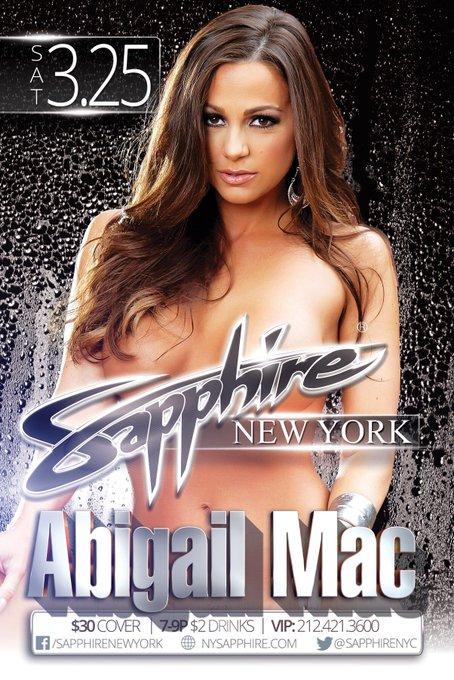 See you on Saturday NYC @SapphireNYC 🍾🥂💋 https://t.co/TTzsDJ8h7u