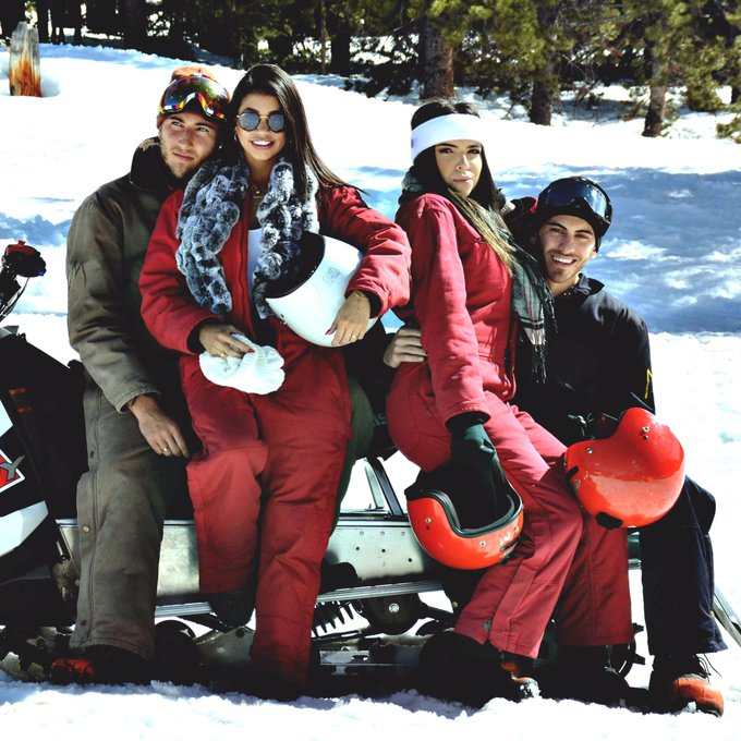 1 pic. #snowmobile in #vail #VailColorado #Colorado #VailMountains with amazing people ❤✈️🌎🗺 https://t