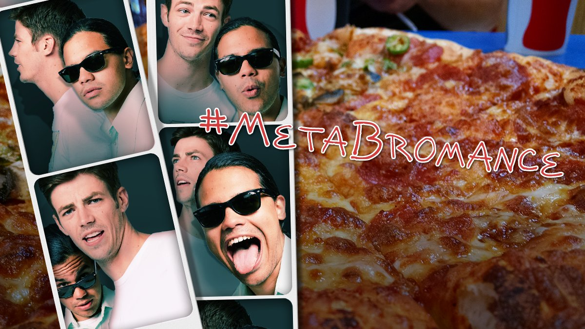 Read all about Cisco and Barry's #MetaBromance adventures in the latest Chronicles of Cisco!