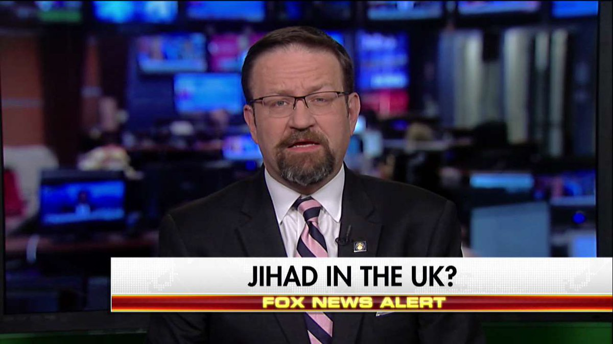 ".@SebGorka: ""This is just one more tragic piece of evidence of how very real the threat is to America and to her allies."" #Hannity"