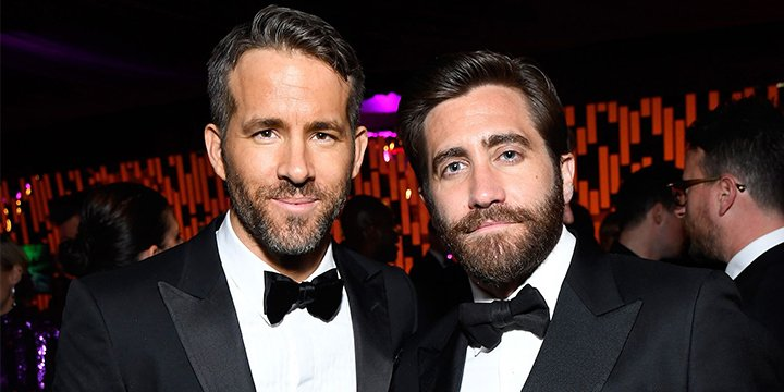 9 times Jake Gyllenhaal and Ryan Reynolds' bromance left us wanting more