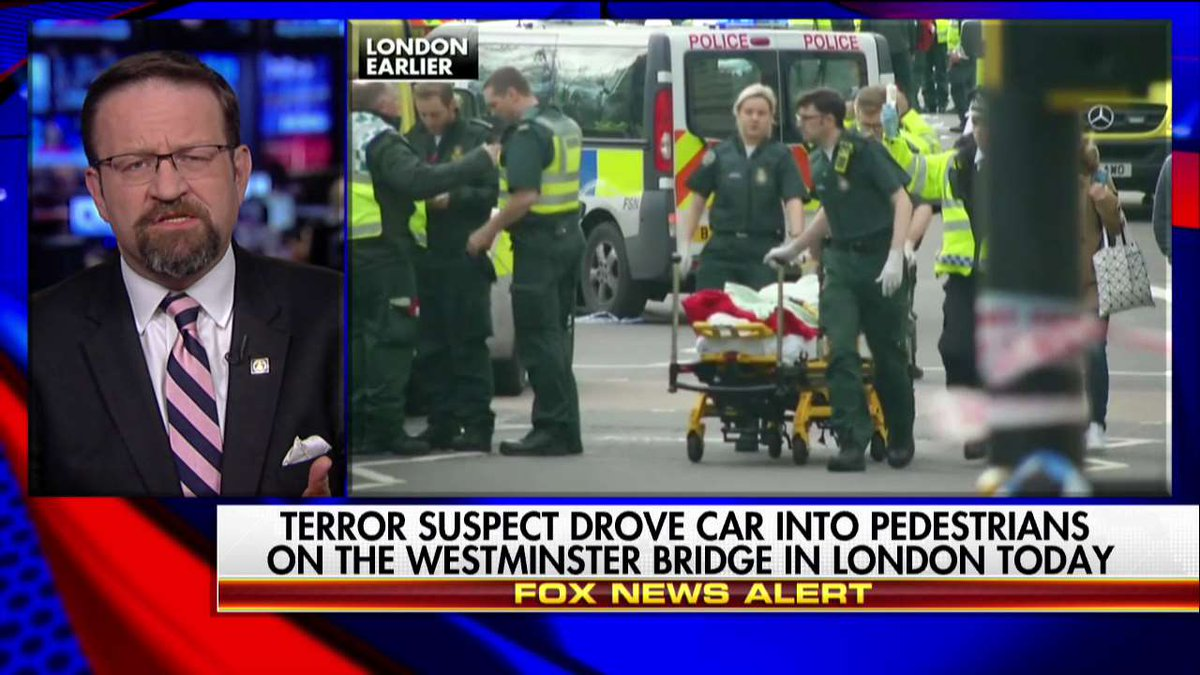 ".@SebGorka: ""I don't care who you voted for. It's not about your party affiliation…the fact is, evil exists."" #Hannity"
