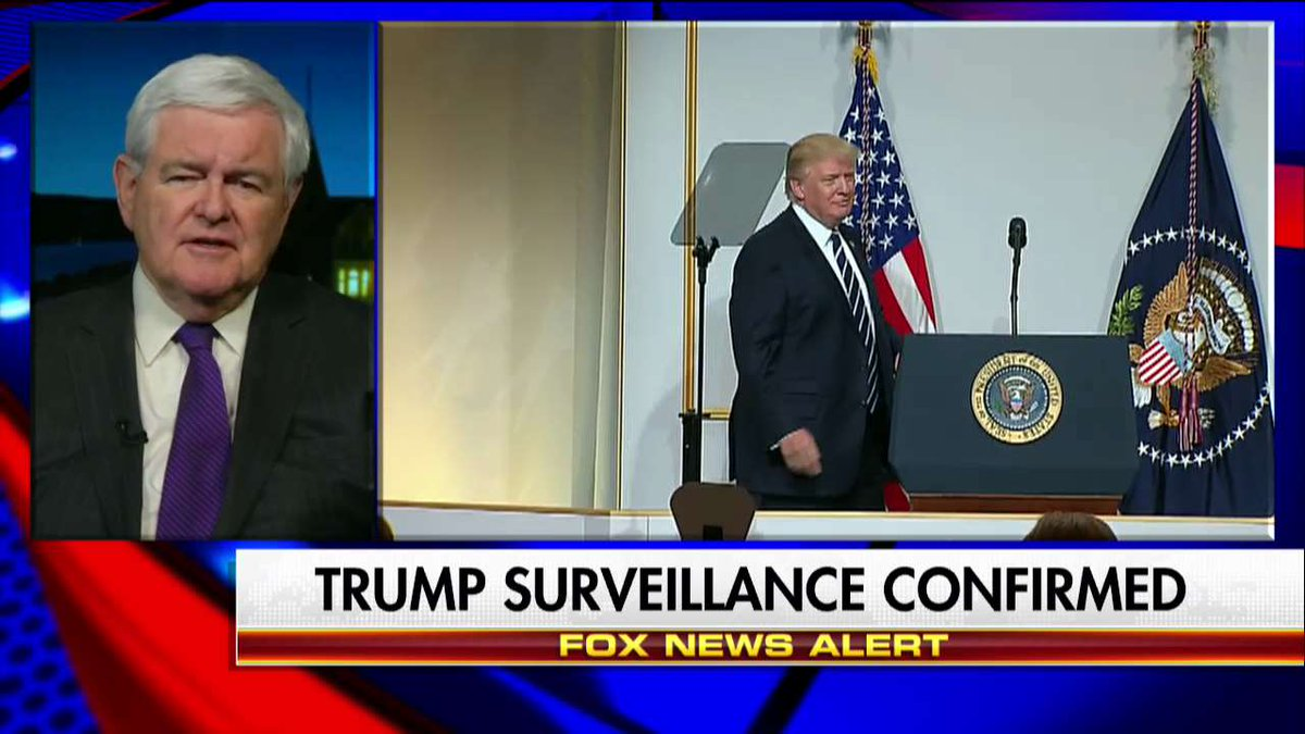 ".@newtgingrich: ""I hope that both the House and Senate intelligence committees are going to dig into this and rip apart the bureaucracies."""