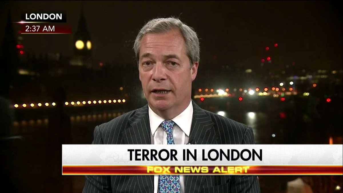 ".@Nigel_Farage: ""I think the British people want some answers from our leaders as to what they're now going to do."" #Hannity"