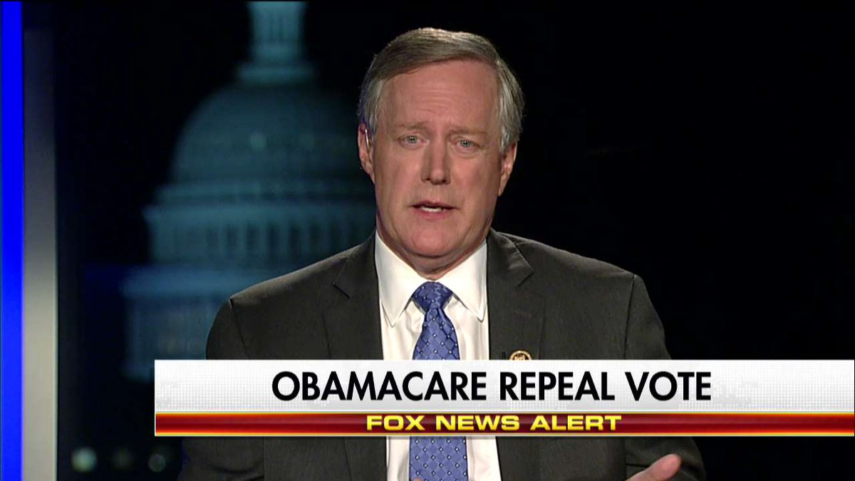 ".@RepMarkMeadows: ""It's really about the American people."" #Hannity"