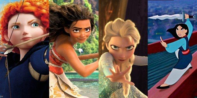 디즈니 공주들이 '어벤져스'를 결성하는 영화가 나올지도 모른다 https://t.co/3qFmOAbM4Y