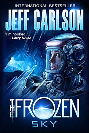 Free Book 'The Frozen Sky' - free freebies freestuff latestfreestuff