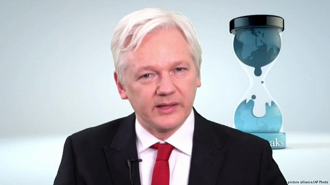 .@WikiLeaks founder Julian Assange: 'only 1 percent' of the #CIA material has been published https://t.co/wcBDdbXBJb